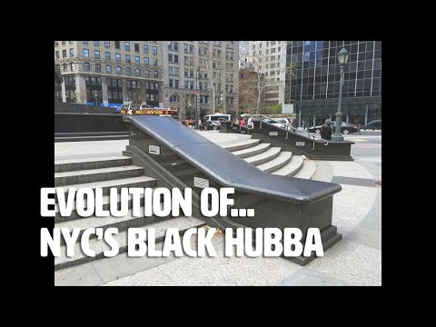 Evolution of... NYC's Black Hubba