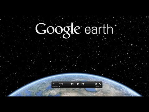 Google Earth celebrates 1 billion downloads