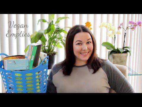 Vegan Empties #19   Mini Food Reviews!   Would I Repurchase?!