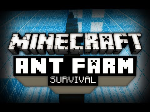 Ant Farm Survival - Ep. 1 - Trapped in My Own Land!