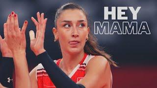 Hande Baladın Edit     Hey Mama! HD