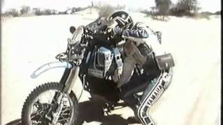 XT 500 Rallye Paris Dakar 1981 - Part 2/3