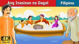 Ang Inasinan na Dagat   Kwentong Pambata   Mga Kwentong Pambata   Filipino Fairy Tales