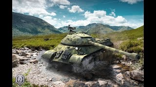 World of tanks ps4 is3 platoon are the best