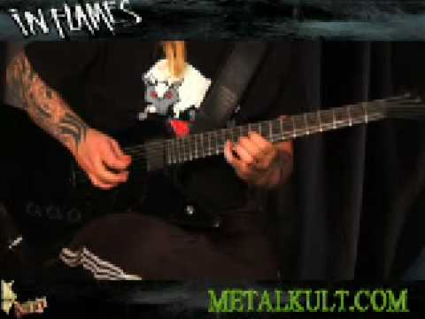 IN FLAMES Lesson Disconnected Chorus