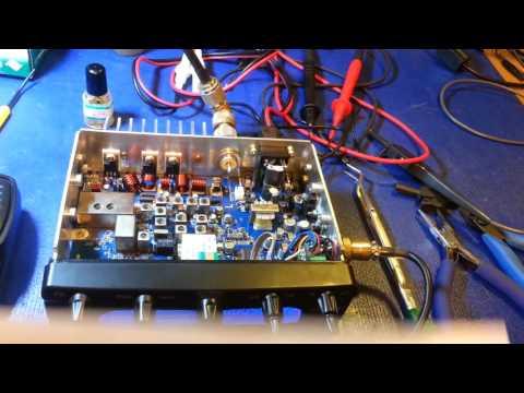 Maxlog M-8900 no transmit power repair Part 2.