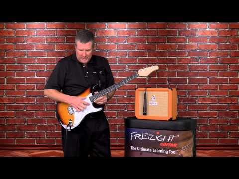Fretlight Electric Tips