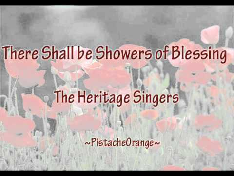 Hymnal - There Shall Be Showers Of Blessing