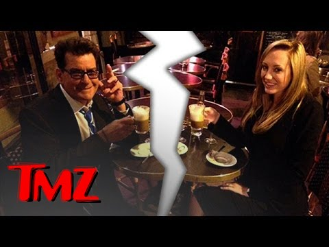 Charlie Sheen Broke Off His Engagement With His Ex-porn Star Fiancé. video