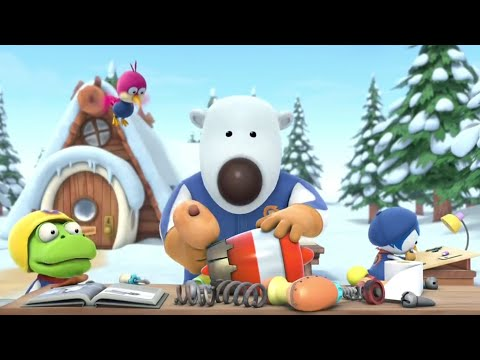 Pororo And His Friends Create A Trademark video