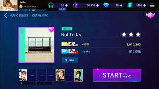 Not To Day (Super Star BTS) Made by Thành