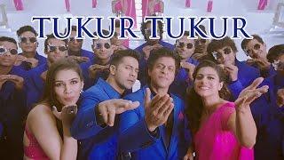 Tukur Tukur VIDEO Song | Dilwale 2015 | Shahrukh Khan & Kajol | Varun & Kriti !