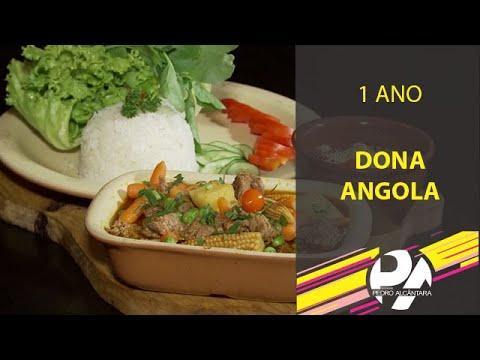 1 Ano Dona Angola