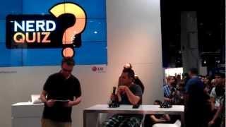 Gamescom 2012 - Das GameOne Nerdquiz mit Budi und Eddy