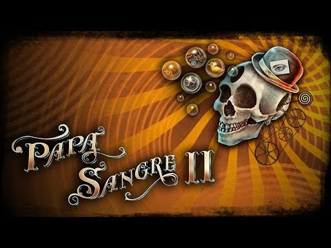 Papa Sangre II - Universal - HD Gameplay Trailer