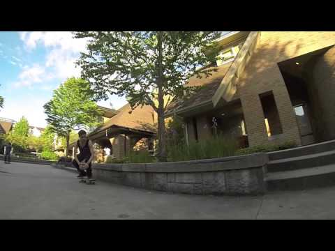 UBC Skateboarding HD