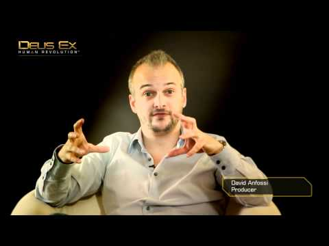 Deus Ex Human Revolution HD Dev Diary – PC PS3 X360
