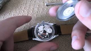 How to Open a Watch Case With Common Household Items Without Proper Tools