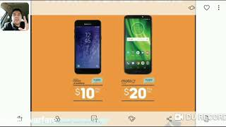 Samsung Galaxy J3 Achieve ($10) and Moto G6 Play ($20) // Add a Line Boost Mobile Promotion