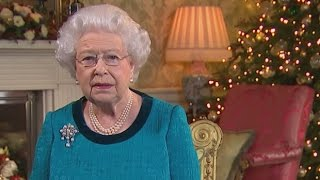 The Queen's Christmas message for 2016
