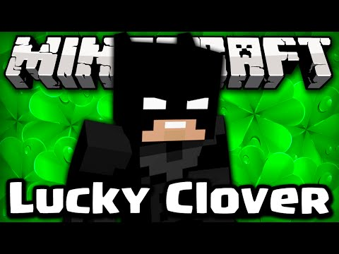 Minecraft - Lucky Clover Boss Challenge - Cat Woman! (superhero Villians Mod   Lucky Clover Mods) video