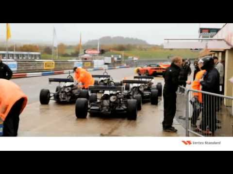 Thruxton Motorsport Centre Chooses Vertex Standard  VX-821 Portable Radios