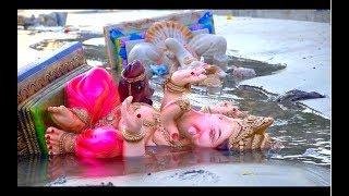 Vlog 45 - Juhu Beach almost destroyed after Ganpati Visarjan   Mumbai