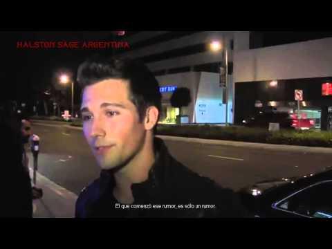Entrevista a James // Rumores sobre Halston y la banda