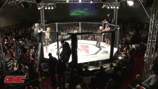 GMC 3 HAMMERS TEAM Jarjis Danho vs Igor Swonkin [MMA is life Bra]