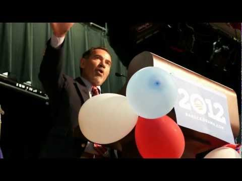 Anthony Flaccavento Acceptance Speech at New River Community College