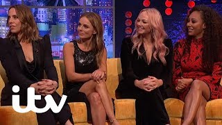 The Jonathan Ross Show | Spice Girls Reveal Which Two Members Weren't in the Original Line Up | ITV