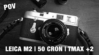 POV Leica M2, Summicron 50mm f2, Kodak Tmax 400 +2 | Nick Exposed