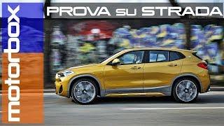 Nuova BMW X2 2018 | prova su strada del mini SUV coupé