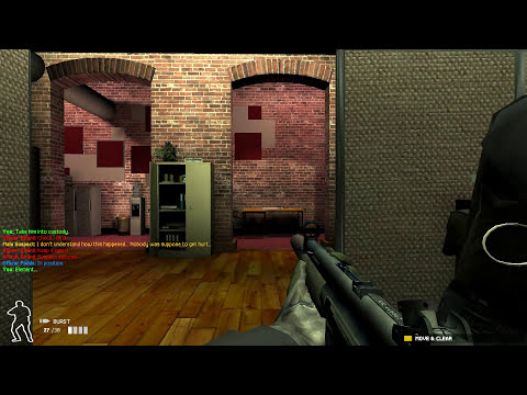 SWAT 4 Hard & Lethal - 06 (Blood red library)