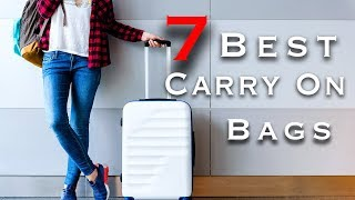 How to Pick the Perfect Carry On Luggage    Travel Tips