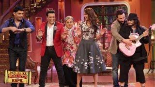 Happy Ending on Comedy Nights with Kapil 15th November 2014 EPISODE | Saif Ali Khan, Ileana Dcruz