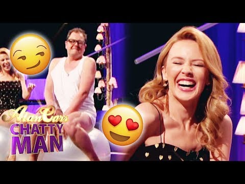 Kylie Minogue Teaches Sexercise - Alan Carr: Chatty Man