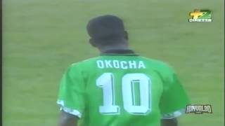 Jay Jay Okocha vs Ivory Coast (AFCON 1994 Semi-Final)