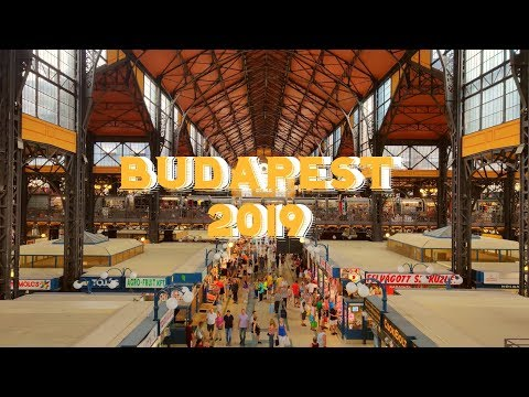 Budapest 2019 // Vlog