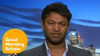 Saroo Brierley Describes His Journey Home | Good Morning Britain