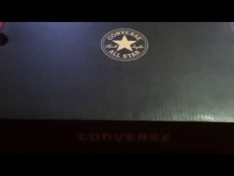 unboxing my AJ Lee shoes and (review)
