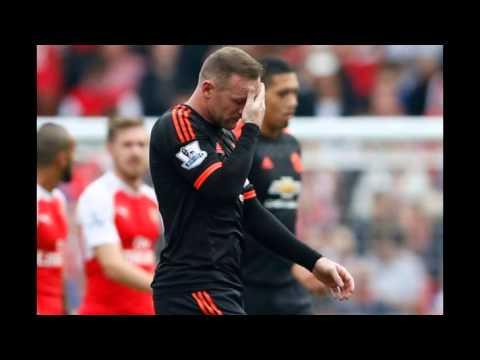 Arsenal vs Manchester United 3-0 (Premier League 2015) Mesut Ozil Goal  EPL 2015