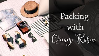 Packing With Quincy Robin - Second Life™ Dubai