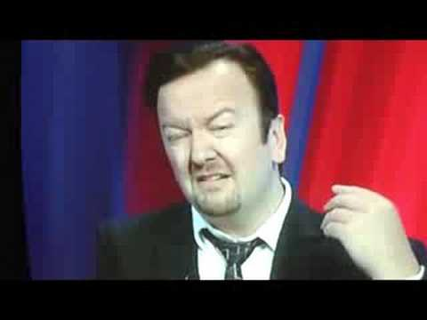 Ricky Gervais Guy on Sky News