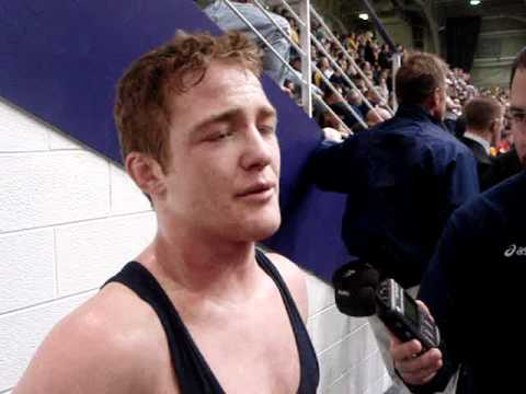 2011 Big Tens 133 Champ Penn State Andrew Long