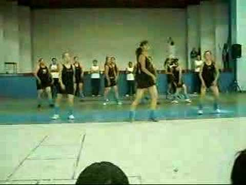 Tabla Ritmica 4G 2007 - YouTube