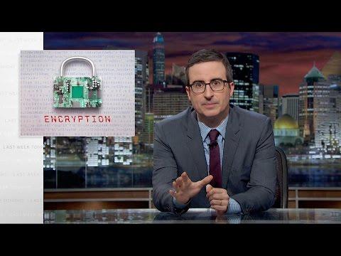 Last Week Tonight with John Oliver: Encryption (HBO)