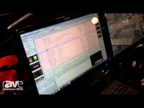 InfoComm 2015: Ross Highlights XPression 3D HD Motion Graphics System