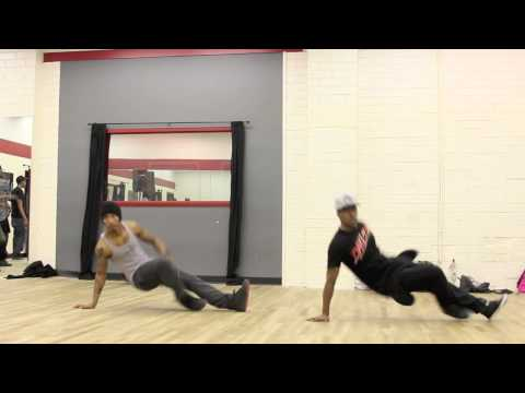 Chris Brown - Turn Up The Music | Ajaye + Codie Collabo @ Dance 411