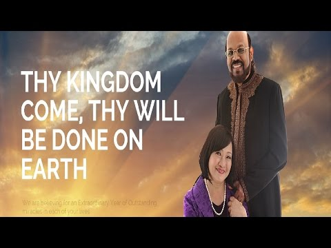 Dr. Jonathan David - Prophetic Word For 2014 video